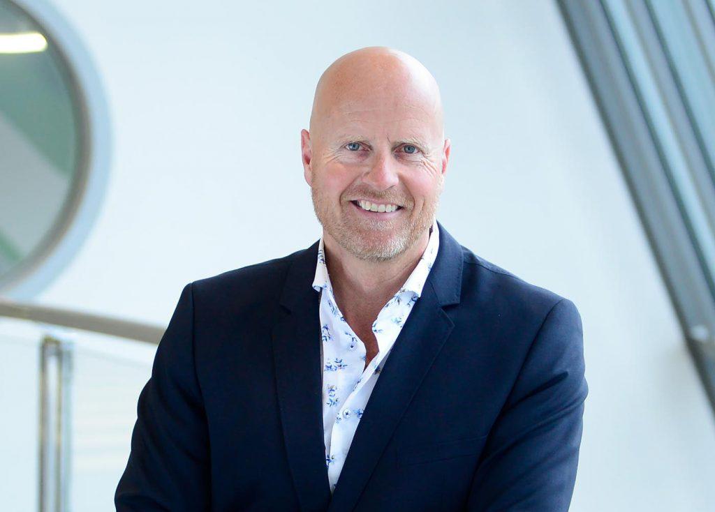 Frank Pobig - Geschäftsführer Micrasys e.K. - Closeup