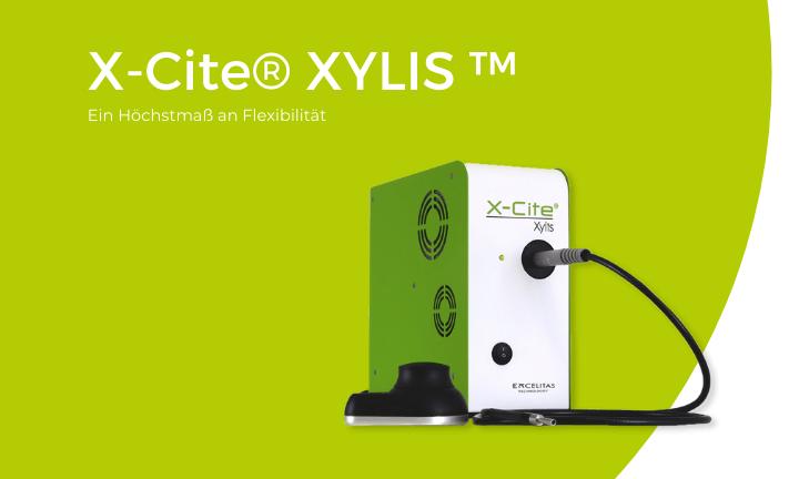 X-Cite XYLIS Vorschaubild